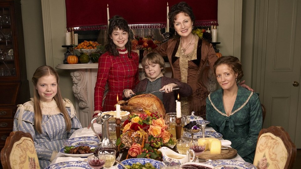 Magiczne Święto Dziękczynienia