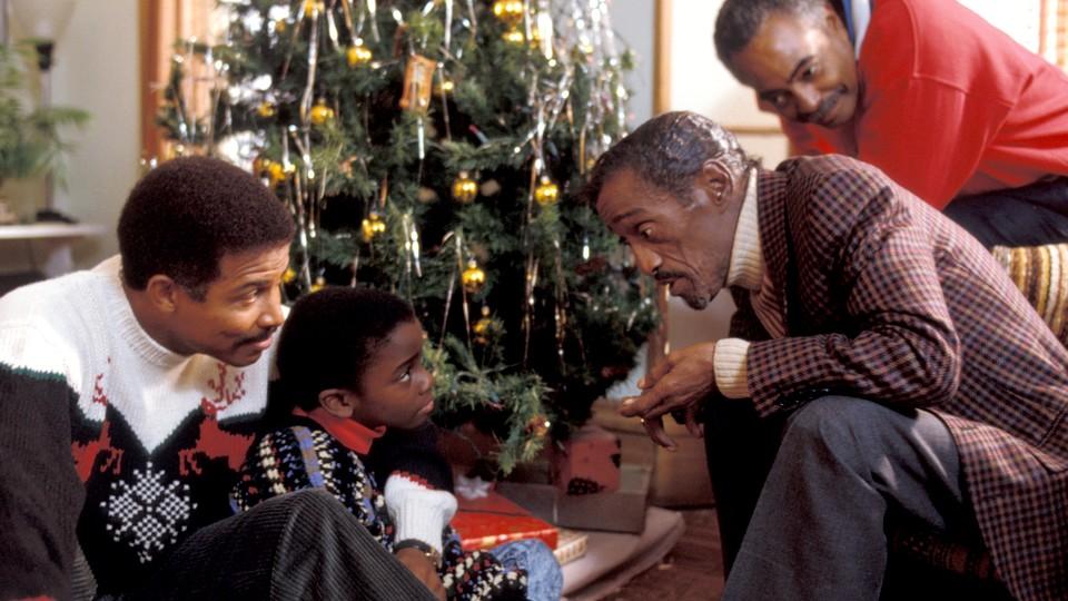 O chłopcu, który kochał Boże Narodzenie